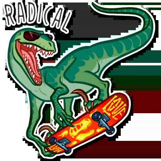 Dinosaurs - Sticker 27