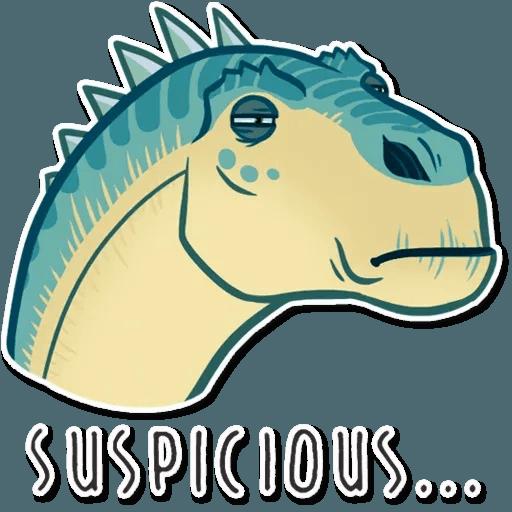 Dinosaurs - Sticker 7