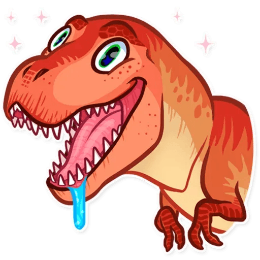 Dinosaurs - Sticker 15