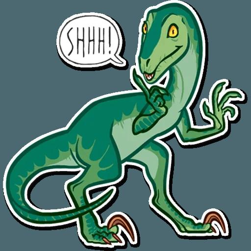 Dinosaurs - Sticker 23