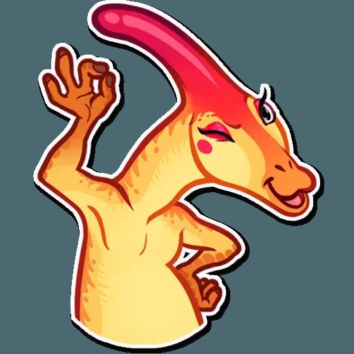 Dinosaurs - Sticker 16