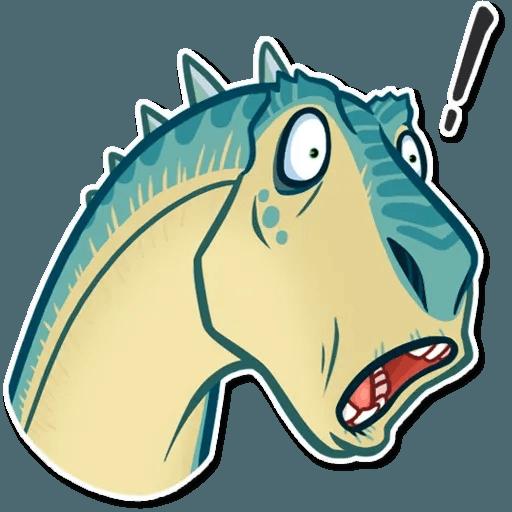 Dinosaurs - Sticker 26
