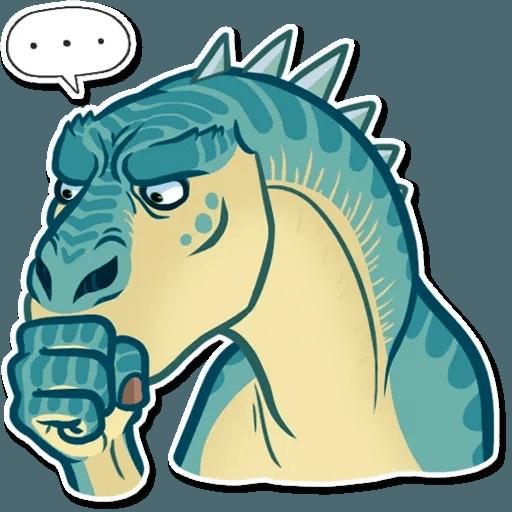 Dinosaurs - Sticker 19