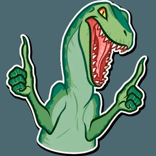 Dinosaurs - Sticker 3