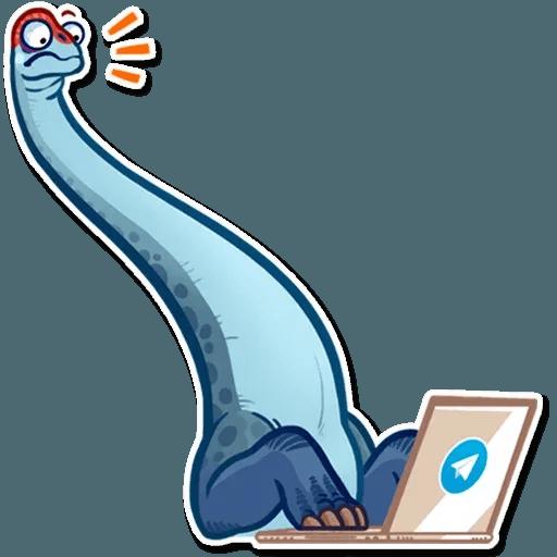 Dinosaurs - Sticker 4
