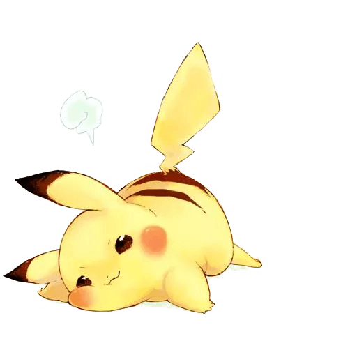 Pikachu - Sticker 29