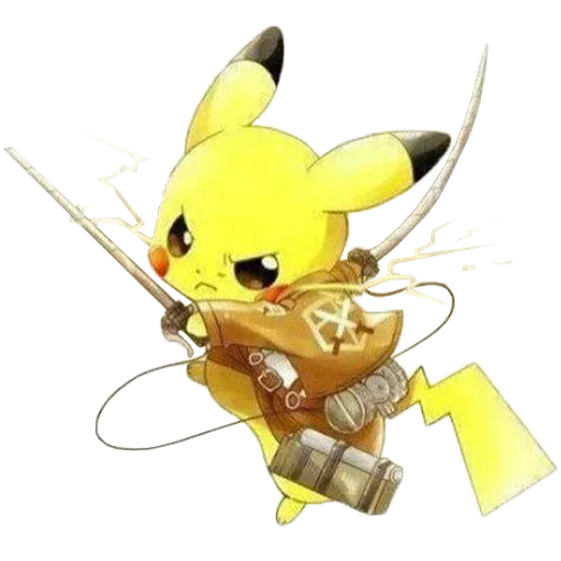 Pikachu - Sticker 13