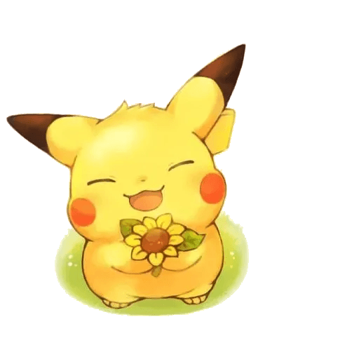 Pikachu - Sticker 25