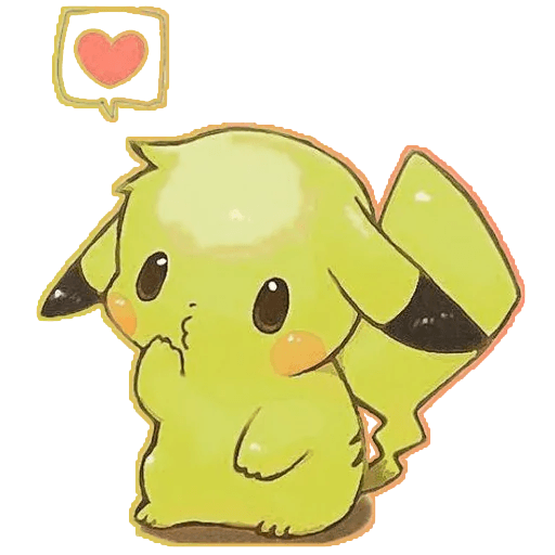 Pikachu - Sticker 19