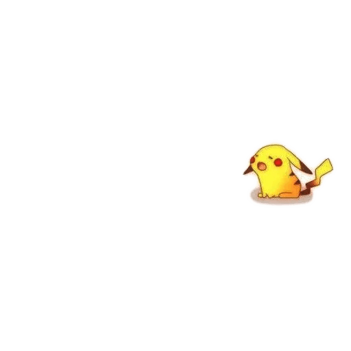 Pikachu - Sticker 23
