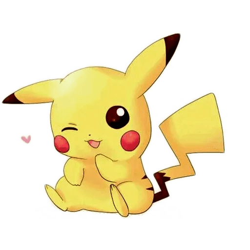 Pikachu - Sticker 30