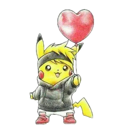 Pikachu - Sticker 12