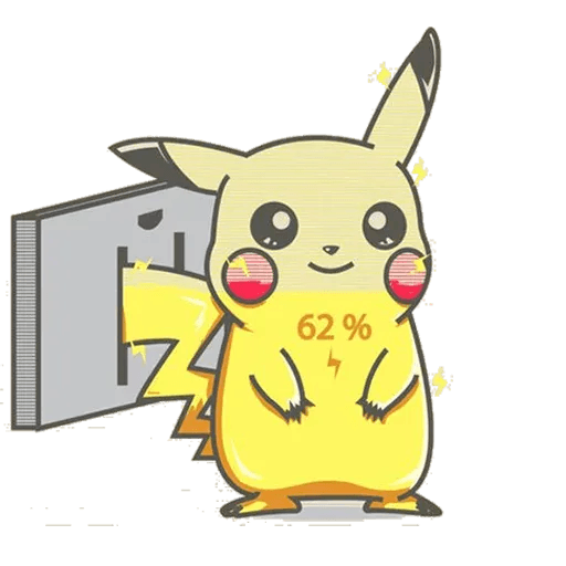 Pikachu - Sticker 20