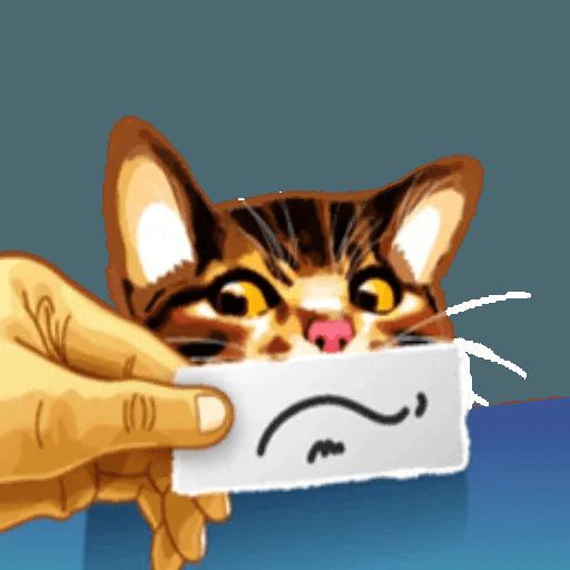 MemeTheCat - Sticker 16