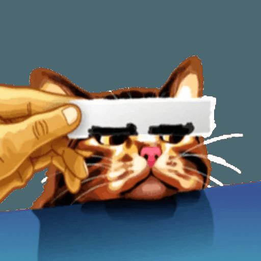 MemeTheCat - Sticker 15