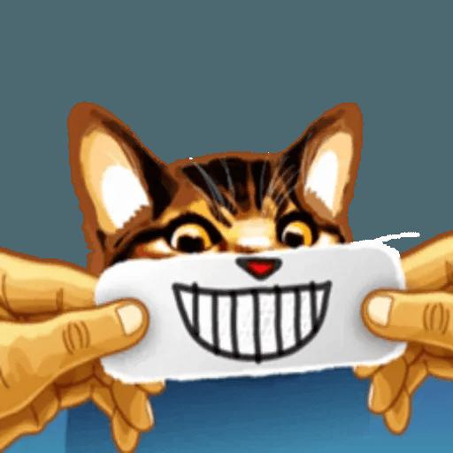 MemeTheCat - Sticker 9