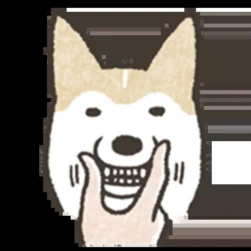Shibadog - Sticker 6