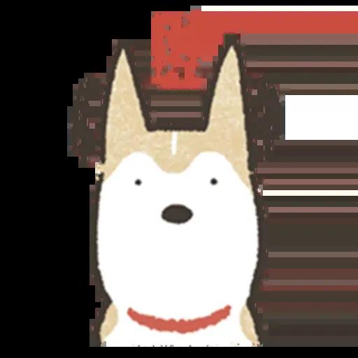 Shibadog - Sticker 20