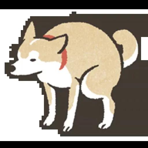 Shibadog - Sticker 27