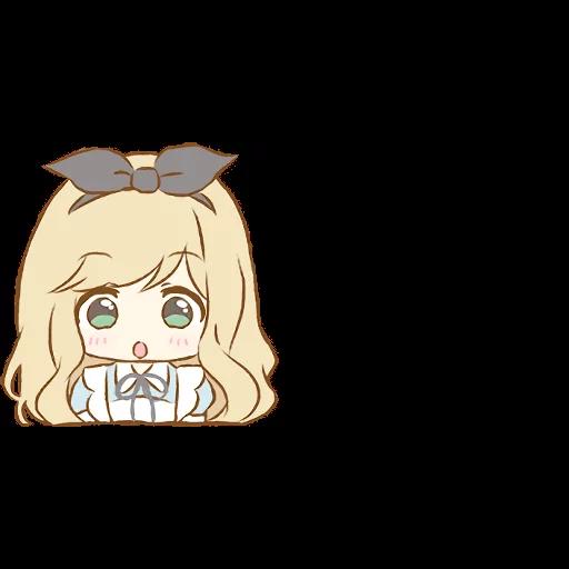 Line Emoji - Tray Sticker