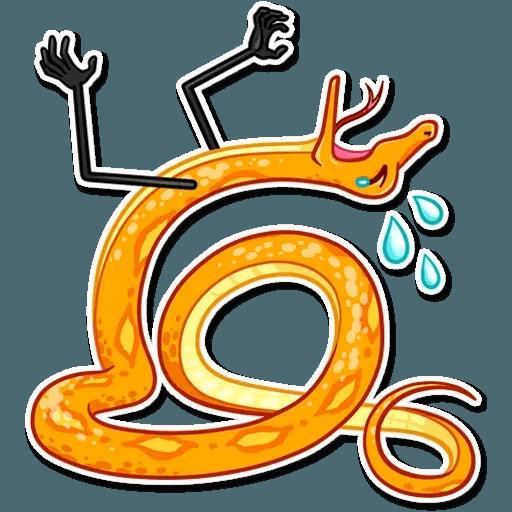 /Snake - Sticker 5