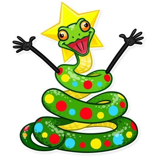 /Snake - Sticker 4