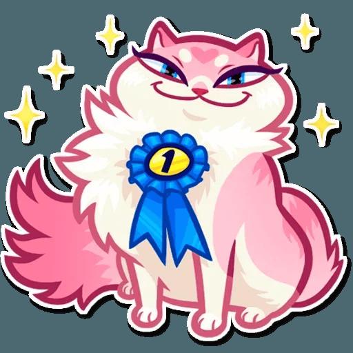 Pussy Cat - Sticker 19
