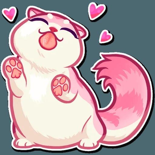 Pussy Cat - Sticker 20