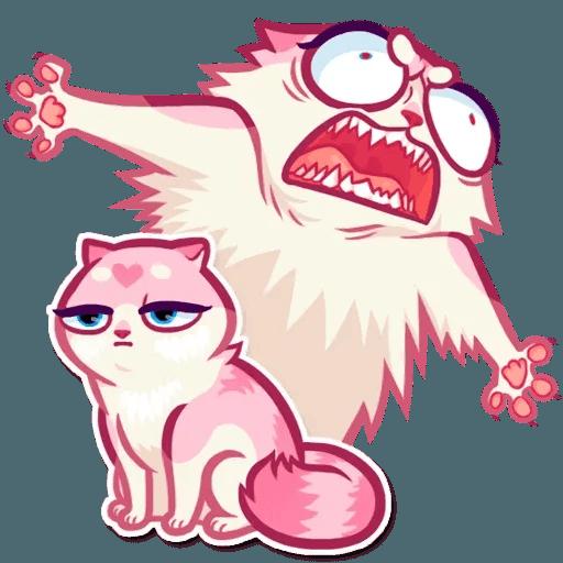 Pussy Cat - Sticker 18