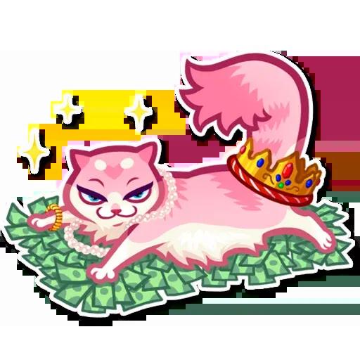 Pussy Cat - Sticker 12