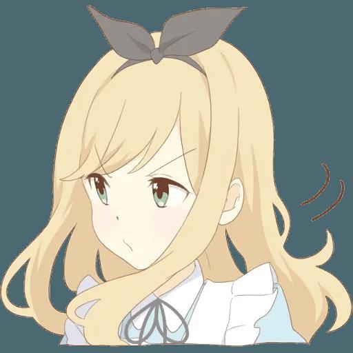 miyuki's alice - Sticker 15