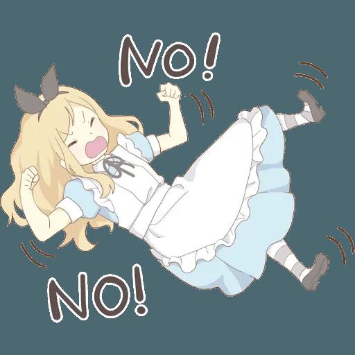 miyuki's alice - Sticker 16