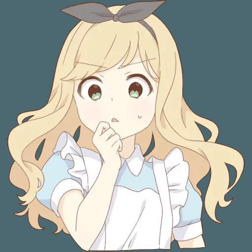 miyuki's alice - Sticker 9
