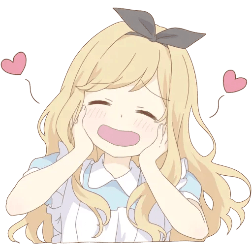 miyuki's alice - Sticker 1