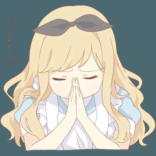 miyuki's alice - Sticker 8