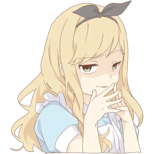 miyuki's alice - Sticker 7