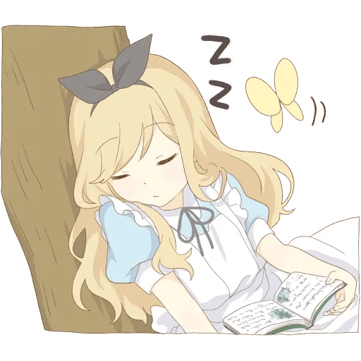 miyuki's alice - Sticker 30