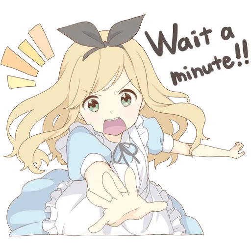 miyuki's alice - Sticker 26