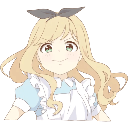 miyuki's alice - Sticker 6