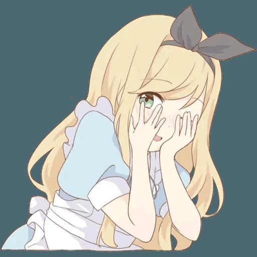 miyuki's alice - Sticker 19