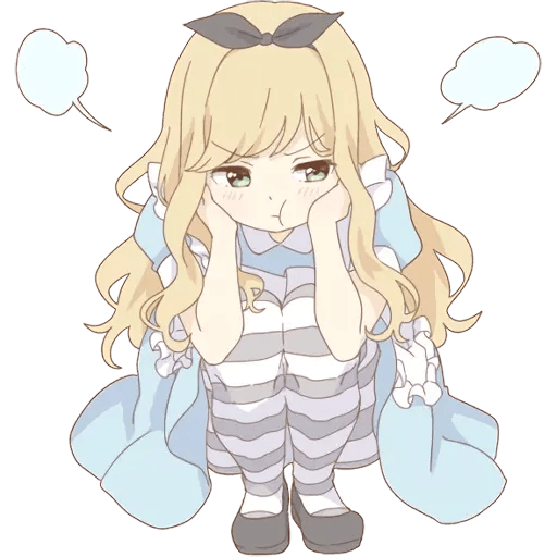 miyuki's alice - Sticker 21
