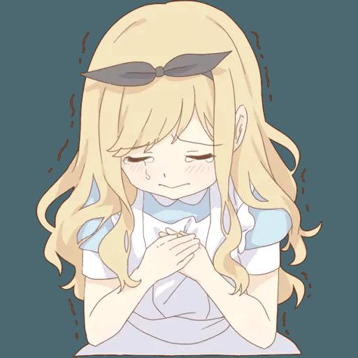 miyuki's alice - Sticker 22