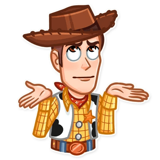 Toy Story - Sticker 3