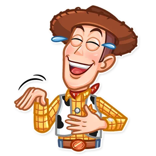 Toy Story - Sticker 2