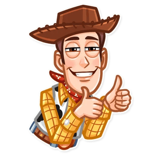 Toy Story - Sticker 8