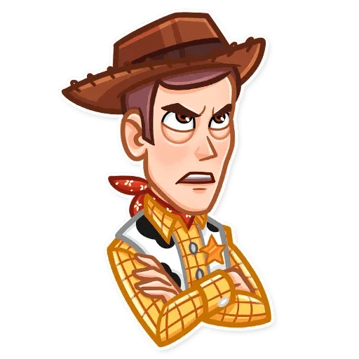 Toy Story - Sticker 12