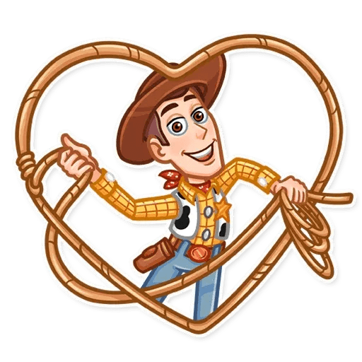 Toy Story - Sticker 11