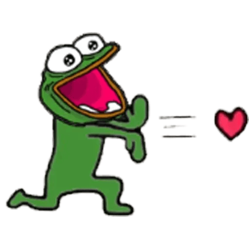 Pepe - Sticker 7