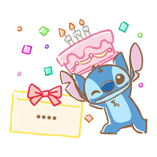 Stitch01 - Sticker 19