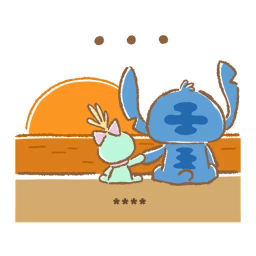 Stitch01 - Sticker 24